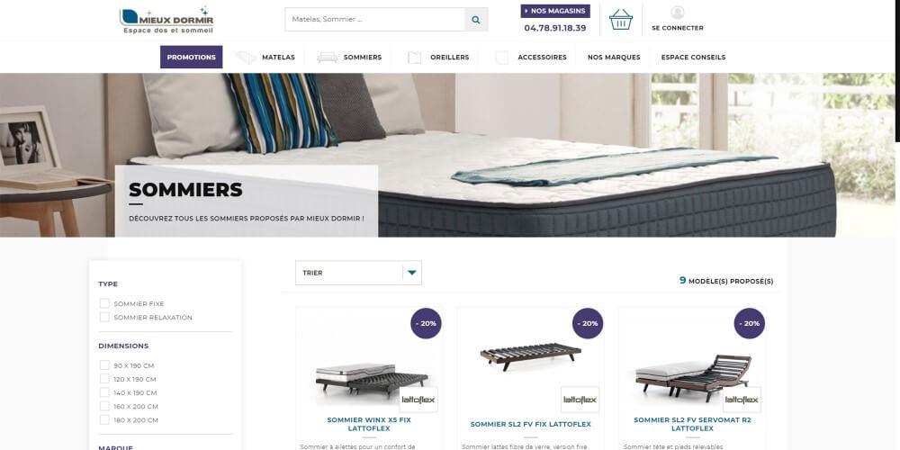 mieux dormir kalfeutre webdesign lyon freelance